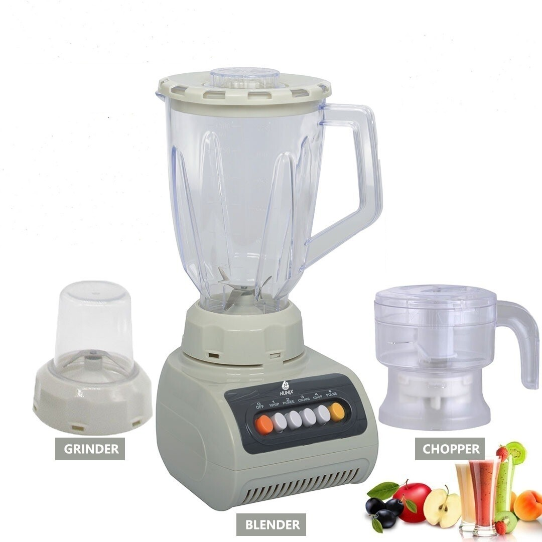 Multifunctional Nutrition 3in 1 Nunix Blender AK-444