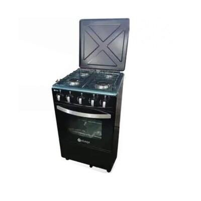 Nunix K50-Q01 Standing Cooker - 3G+1E Cooker+Oven