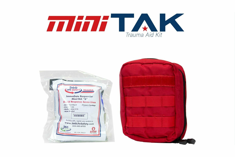 "mini-TAK ""B"" Kit with Molle Bag"