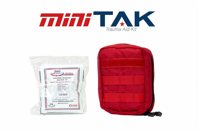 "mini-TAK ""A"" Kit with Molle Bag"