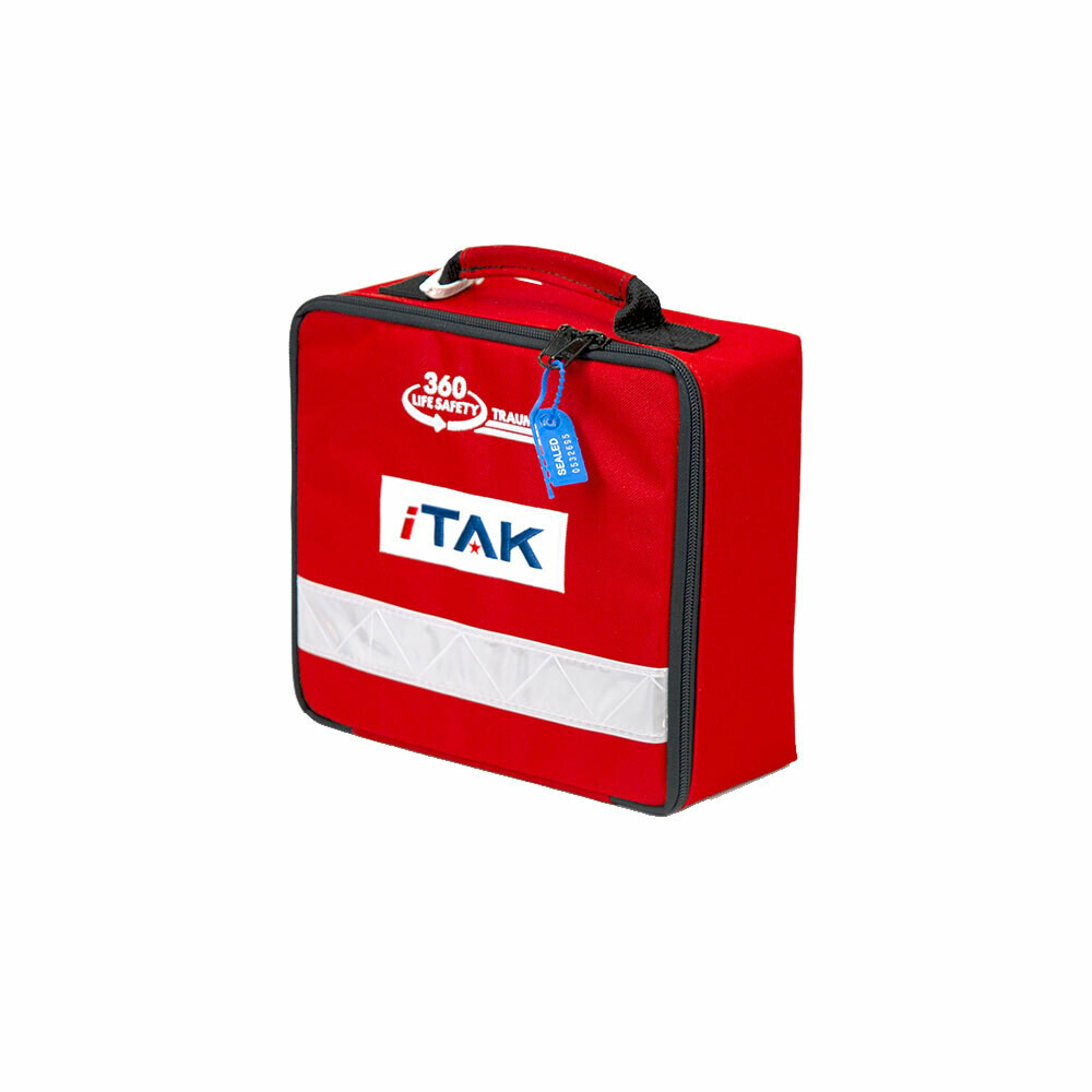 "iTAK ""Individual Trauma Aid Kit"""