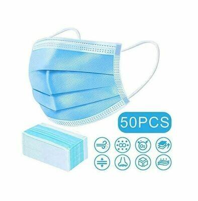 Protective Masks (pkg of 50)