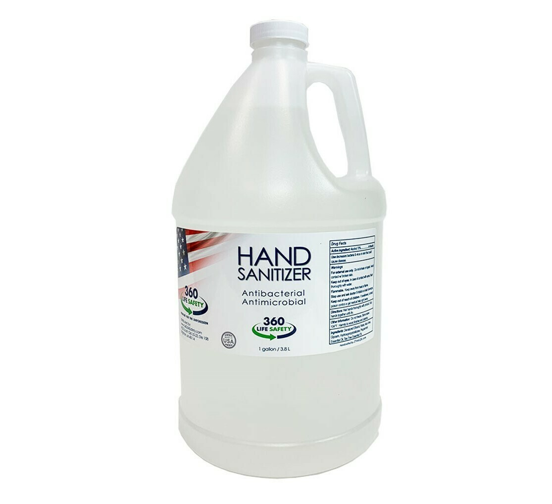 Premium Hand Sanitizer - 1 gal. Re-fill Bottle (ea.)