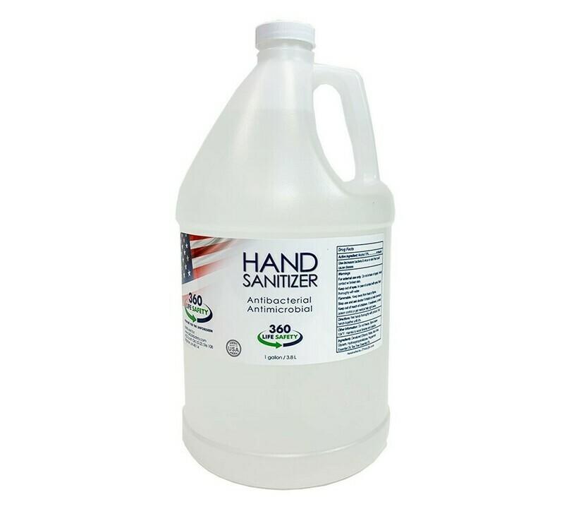 Premium Hand Sanitizer - 1 gal. Re-fill Bottle (ea.)