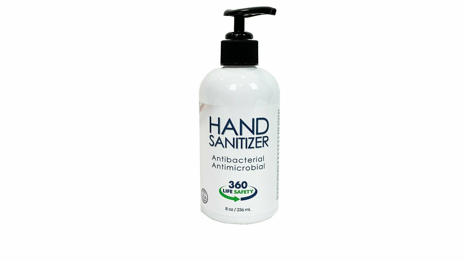 Premium Hand Sanitizer - 8 oz. Pump Bottle (ea.)