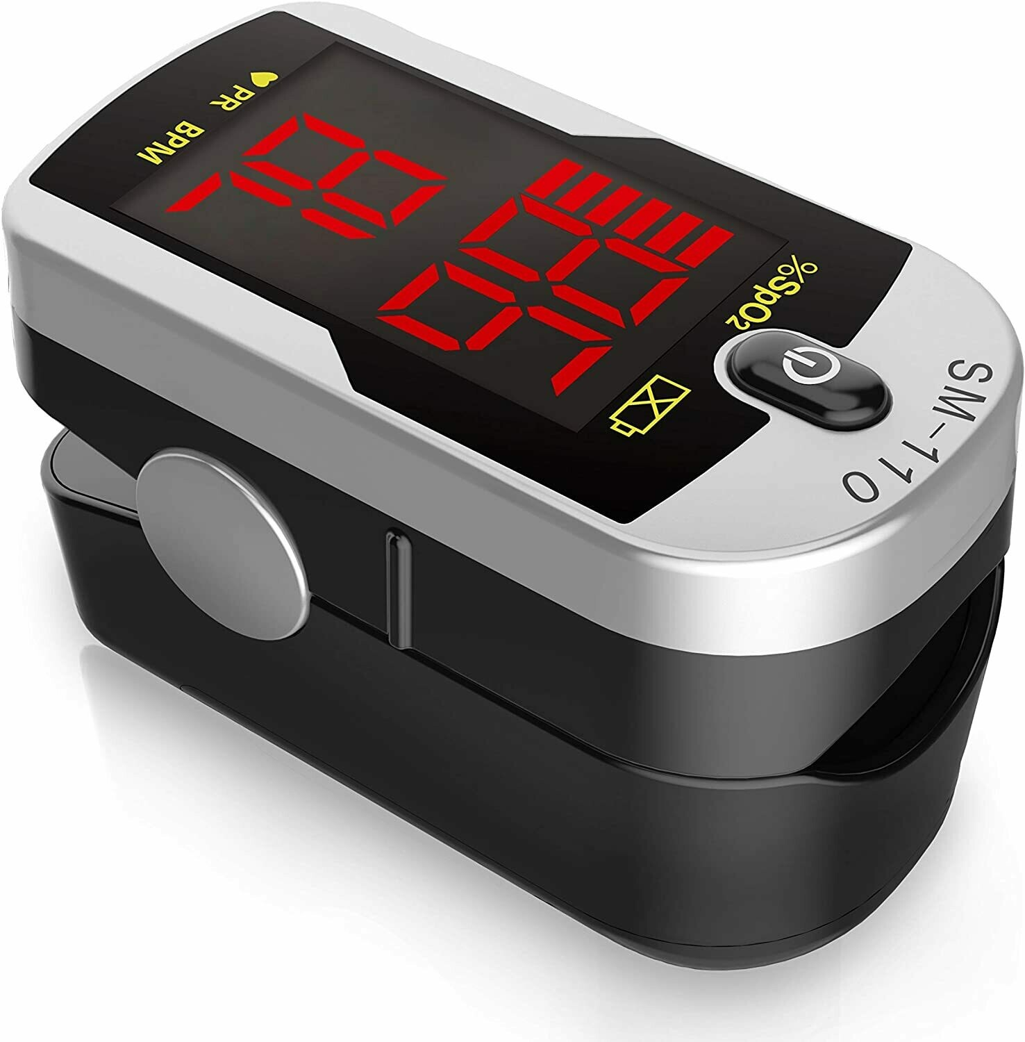 SantaMedical SM-110 Finger Pulse Oximeter (ea.)
