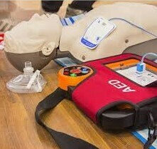 Adult CPR/AED Course Thursday, November 5th, 2020 6:00pm-9:00pm