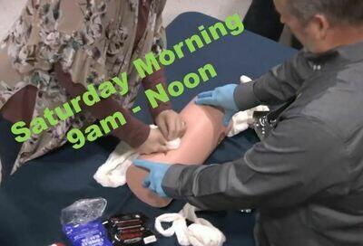 Jan. 9th, 2021 (Saturday) 9:00am-12:00pm IRT Class