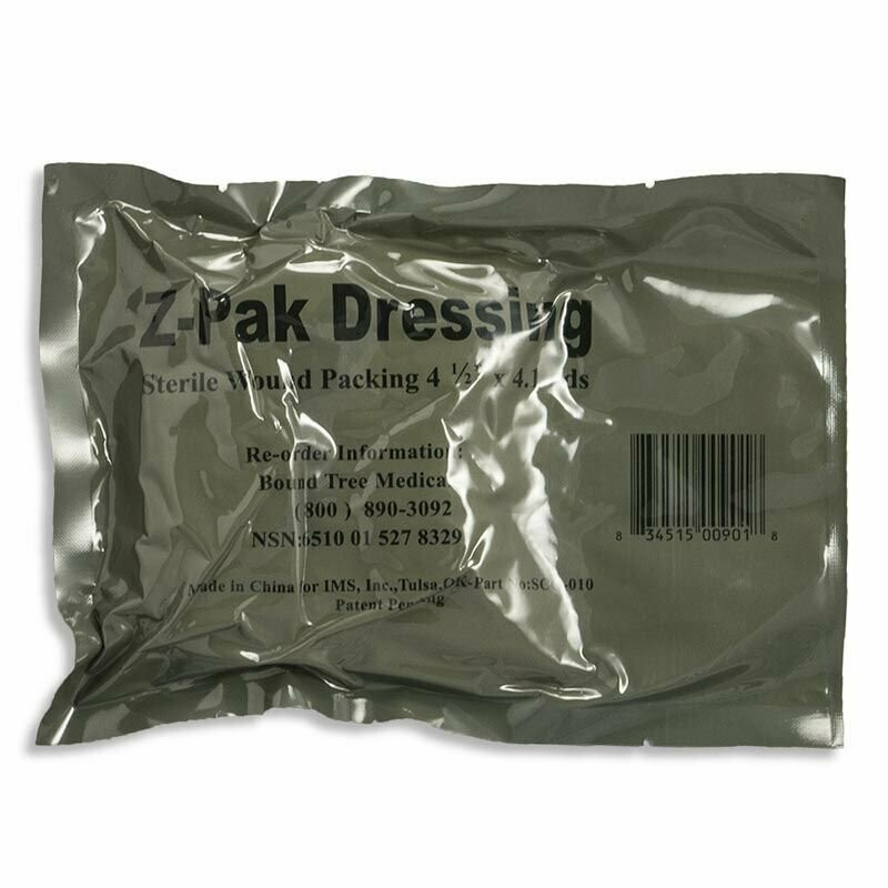 Z-Pak Wound Dressing