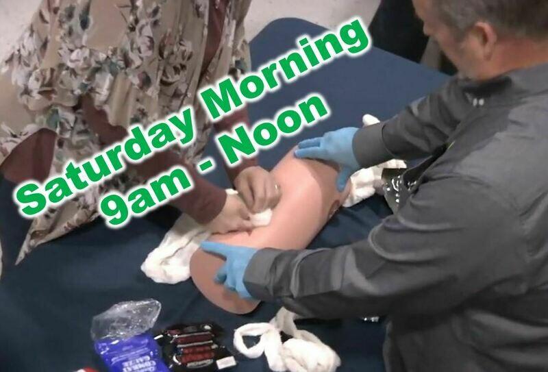 Mar. 13th, 2021 (Saturday) 9:00am-12:00pm IRT Class / MCOLES FTC