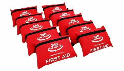 Basic First Aid Kit - 10 PACK