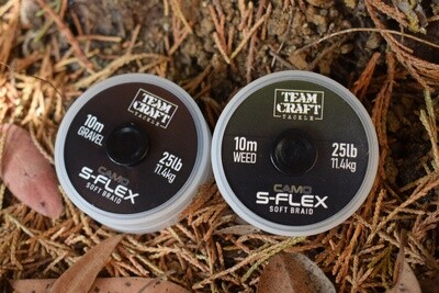 S Flex Camo Soft Braid