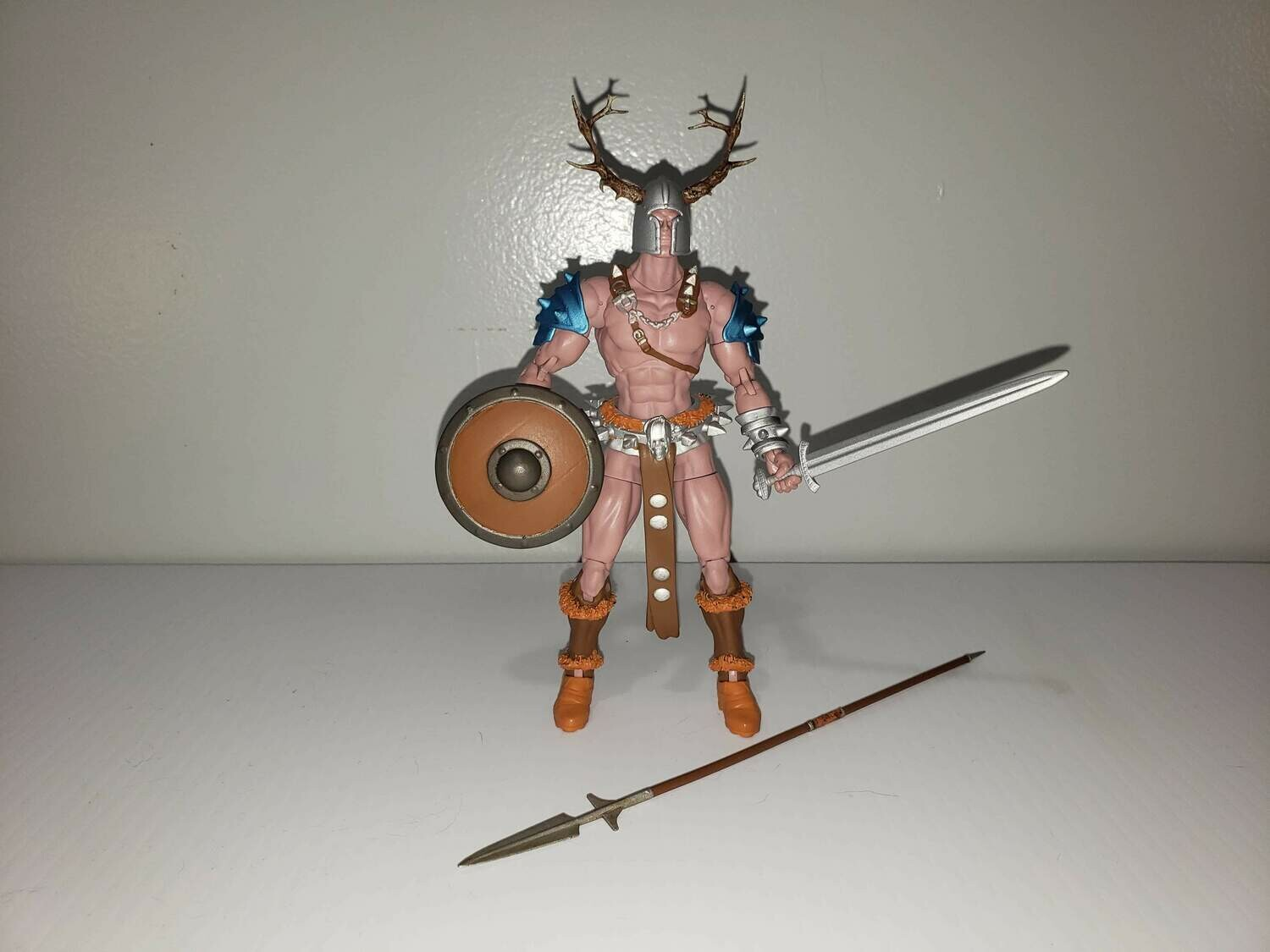 """Grenn the Great"" The Barbarian Action Figure"