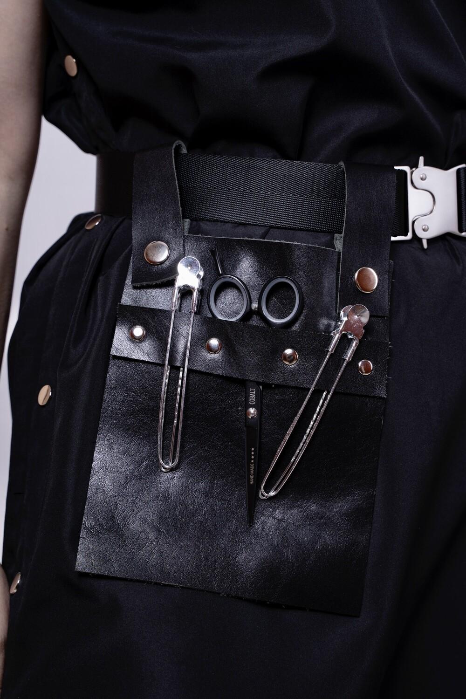 Навесная раскладка для парикмахерского инструмента