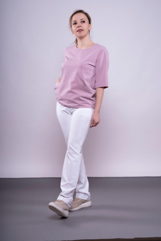 Блузка с карманами