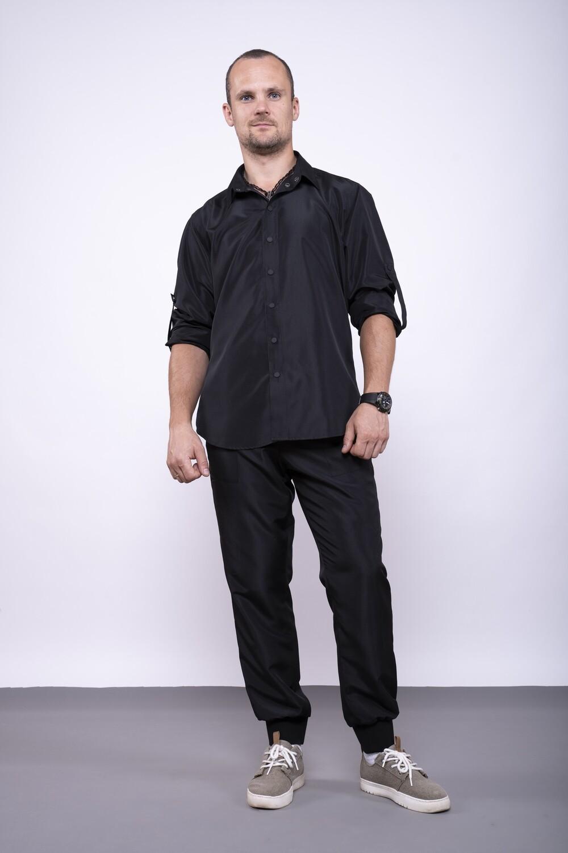 Рубашка мужская приталенная для колориста