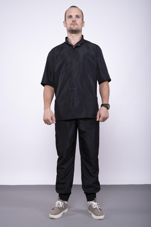 Рубашка мужская свободная для колориста