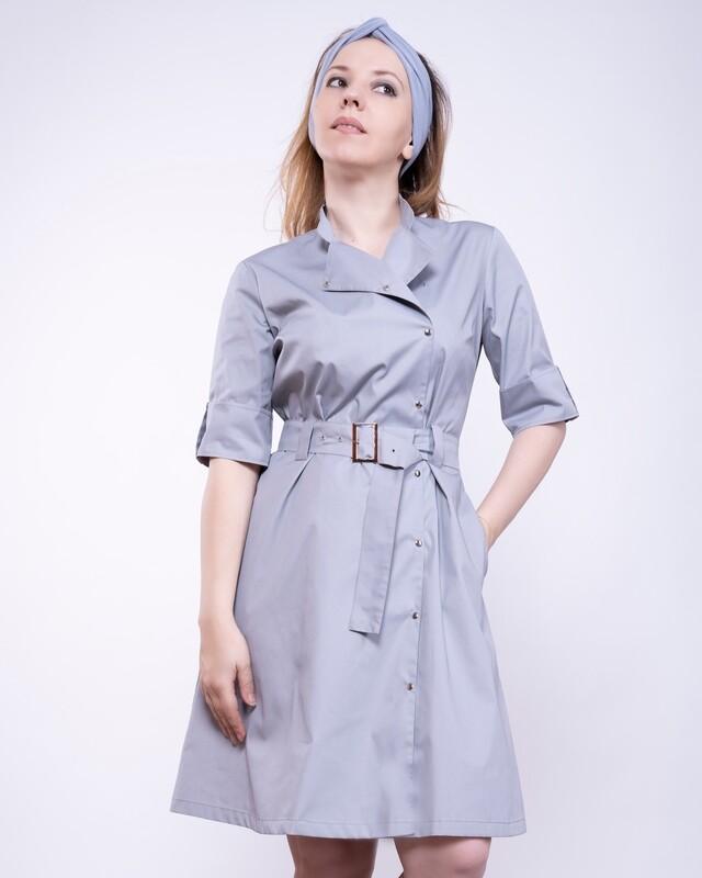Платье для мастера маникюра