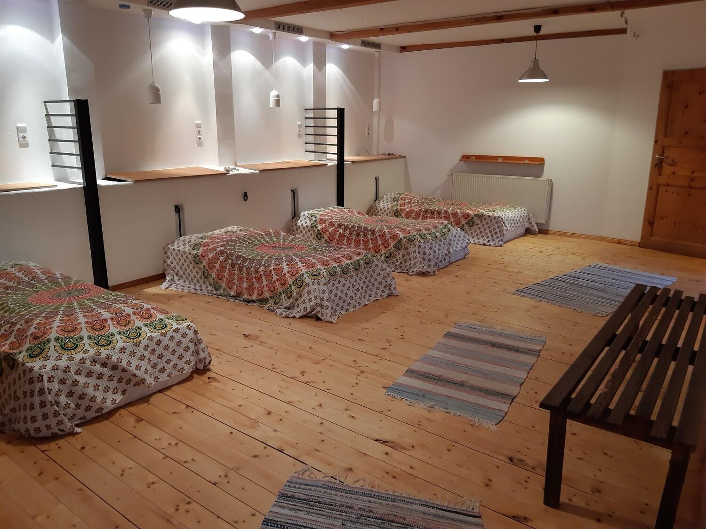 Die Tränke-Dorm 3 Matratzenplätze