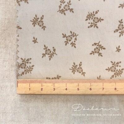 Doobarim Cotton Vintage Flower 30s