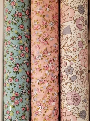 Cotton Flowers Everywhere 30s