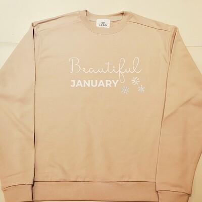 Adults Sweatshirt _ Birthday Month
