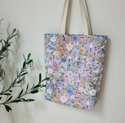 Echo Bag Small _ Flower Anne