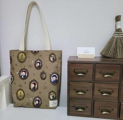 Echo Bag Small _ Brown Anne