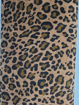 Corduroy_ camel/Leopard