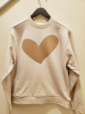 Simply Heart _ Mom Sweatshirt