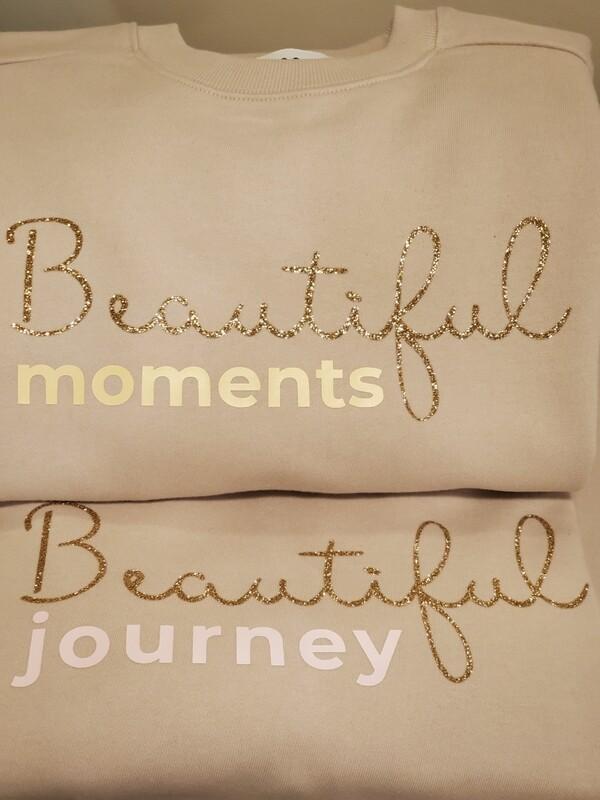 Beautiful Custom _ Mom Sweatshirt