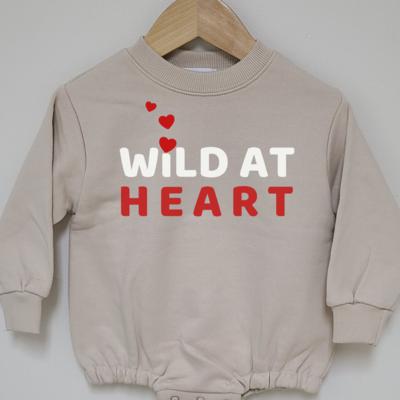 Wild at Heart _ Kids Sweatshirts