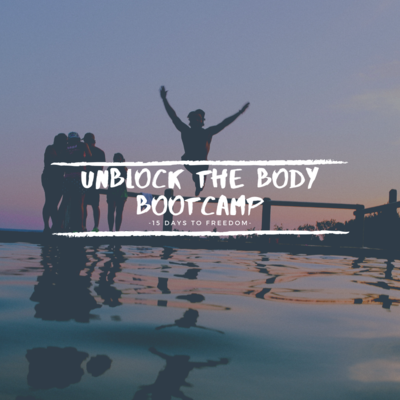 Unblock the Body Bootcamp!