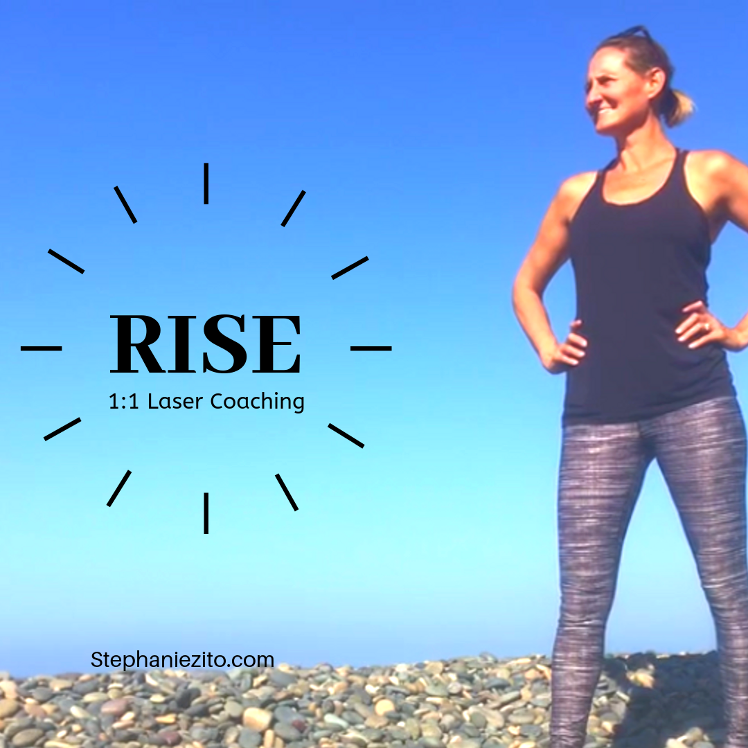 RISE 1:1 Coaching 6 week Program