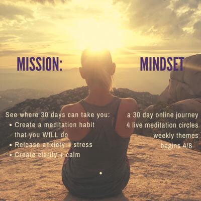 MISSION: MINDSET