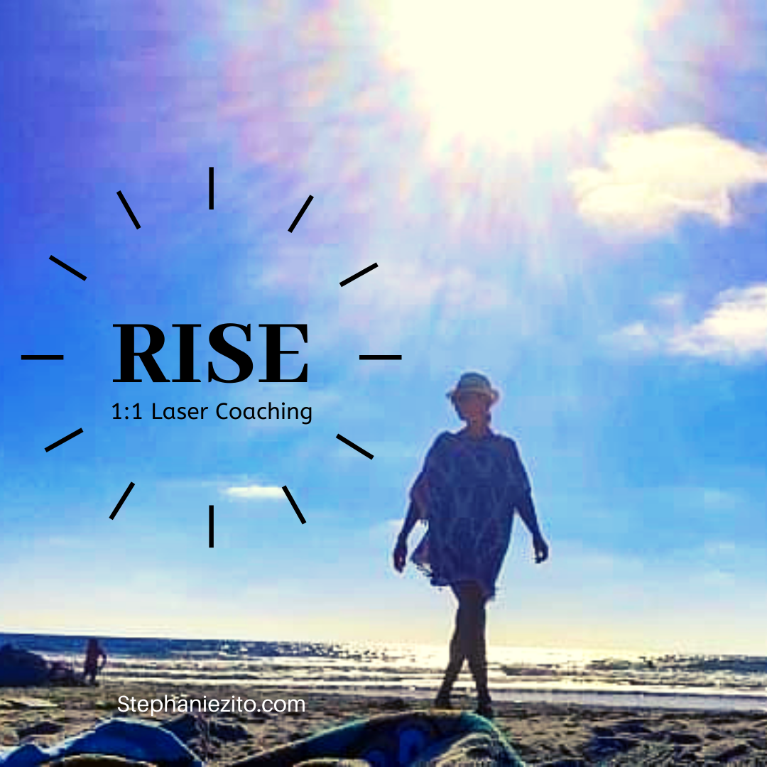 RISE 1:1 Coaching 9 week Program