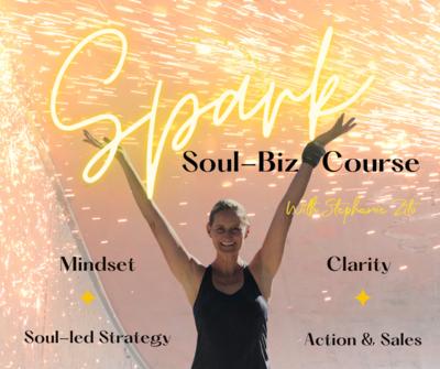 SPARK Your Soul-Biz Course