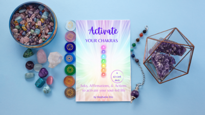 Activate Your Chakras: The Oracle Deck