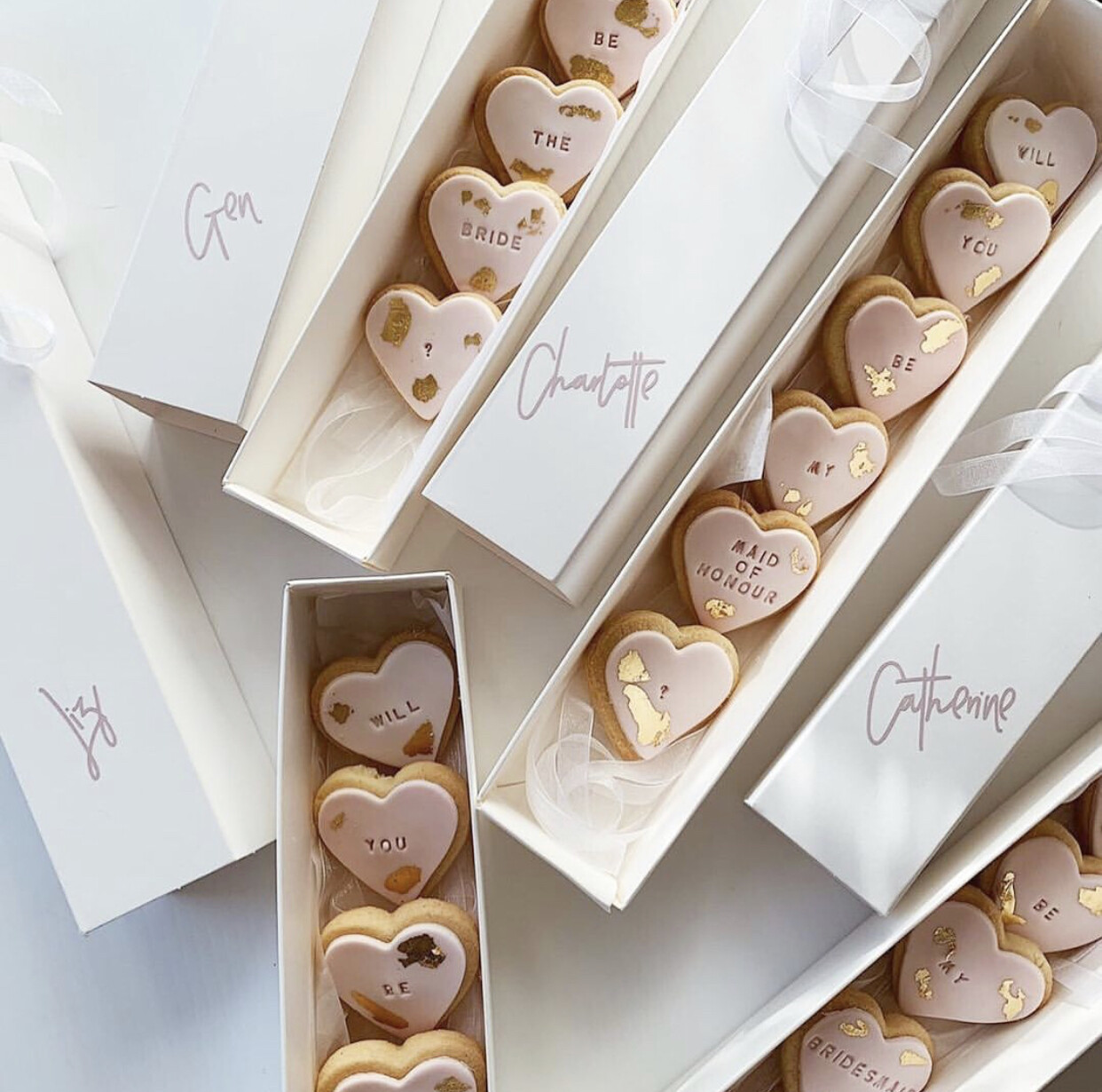 Cookie Proposal Boxes