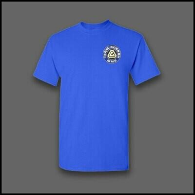MMA T (Blue)