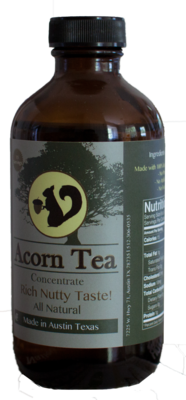 Acorn Tea Concentrate