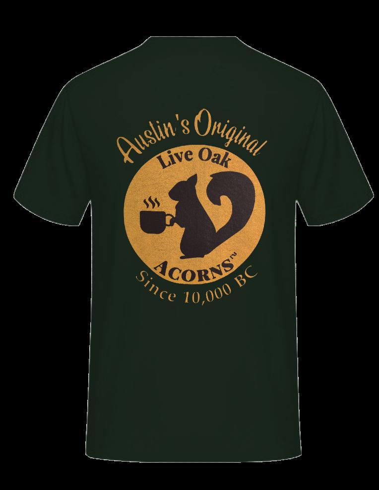 Acorn Tea-Shirts 10,000 BC
