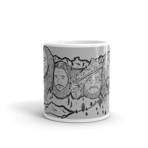 """Mt. Willy"" Mug"