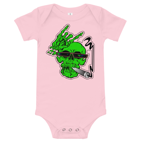 Skull Baby Onsie