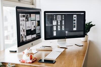 Website/Blog Building, Design and Management
