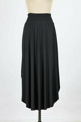 Take Me Away Skirt in Graphite
