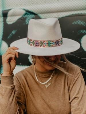Palm Springs Wide Brim Hat