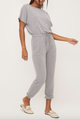 Effortless Jumpsuit in Paloma