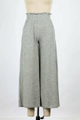Chill So Hard Cropped Wide Leg Pants