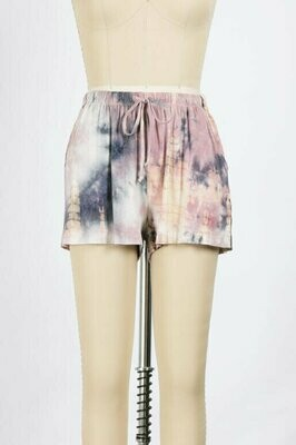 Saturdaze Tie Dye Shorts